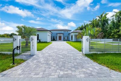 Miami Single Family Home For Sale: 231 NW 124th Ave