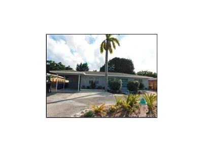 Wilton Manors Multi Family Home For Sale: 2024 NE 26th St
