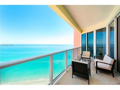 Sunny Isles Beach Condo For Sale: 19333 Collins Ave #2807