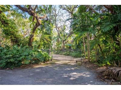 Coconut Grove Residential Lots & Land For Sale: 2891 Seminole St