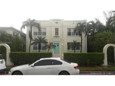 Miami Condo For Sale: 1027 Euclid Ave #9