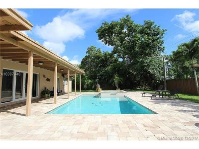 Miami Single Family Home For Sale: 10240 SW 120th St