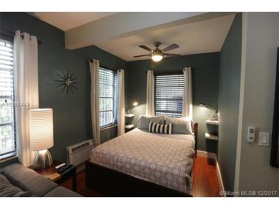 Miami Beach Condo For Sale: 1525 Meridian Ave #110