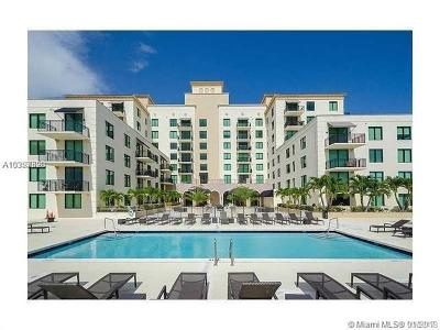 Coral Gables Condo For Sale: 1300 Ponce De Leon Blvd #801