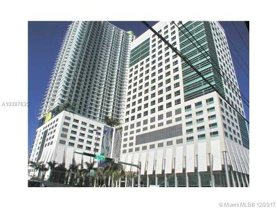 Miami Condo For Sale: 185 SW 7 St #4312