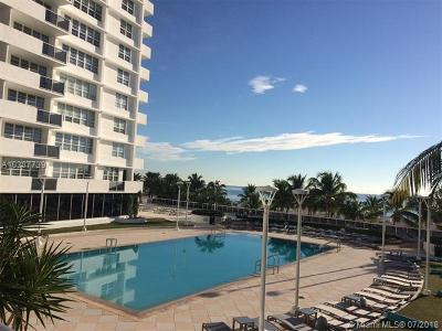 Miami Beach Condo For Sale: 100 Lincoln Rd #1011