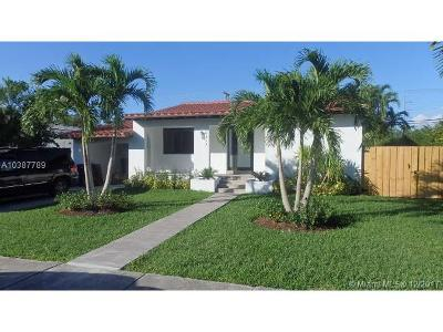 West Miami Single Family Home For Sale: 6217 SW 16th St