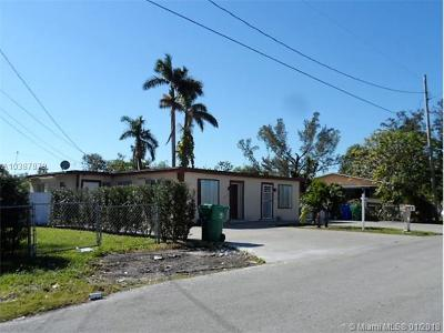 Miami Multi Family Home For Sale: 3150 NW 13th St