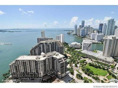 Condo For Sale: 848 Brickell Key Dr #4301