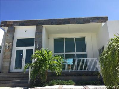 Surfside Single Family Home For Sale: 400 90th St