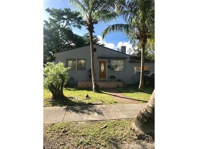 Miami Single Family Home For Sale: 1836 SW 25th St
