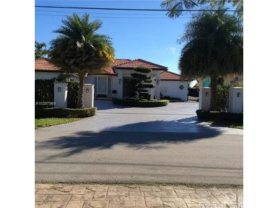 Miami Single Family Home For Sale: 13320 SW 36th St