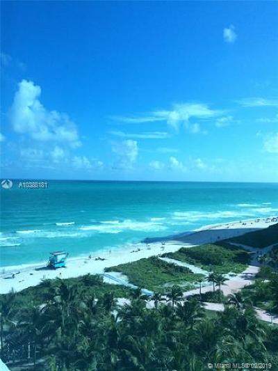 Miami Beach Rental For Rent: 6515 Collins Ave #1006