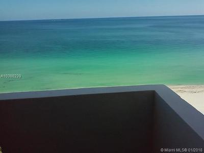 Miami Beach Condo For Sale: 6039 Collins Ave #1618