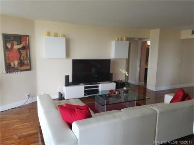 Miami Condo For Sale: 2000 Towerside Ter #1211