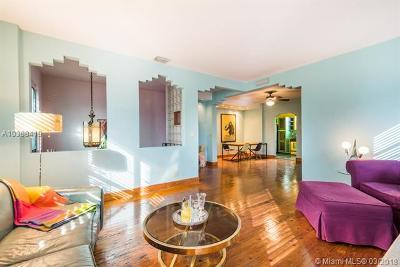 Miami Beach Condo For Sale: 1145 Meridian Ave #11/12
