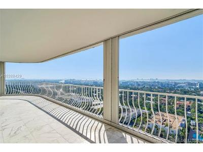 bal harbour Condo For Sale: 10155 Collins Ave #1709