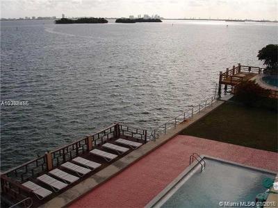 Miami Condo For Sale: 7899 NE Bayshore Ct #4E