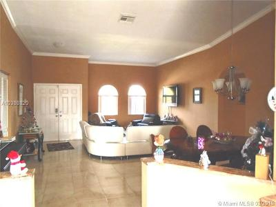 Single Family Home For Sale: 14900 SW 151 Terrace