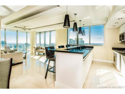 Miami Condo For Sale: 92 SW 3rd St #4505