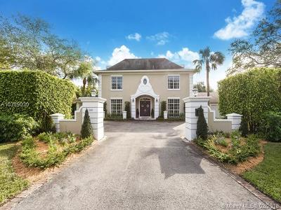 Pinecrest Single Family Home For Sale: 6300 SW 99th Ter