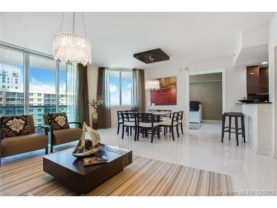 Hollywood Condo For Sale: 2711 S Ocean Dr #1401