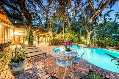 Coral Gables Single Family Home For Sale: 4510 SW 74 St