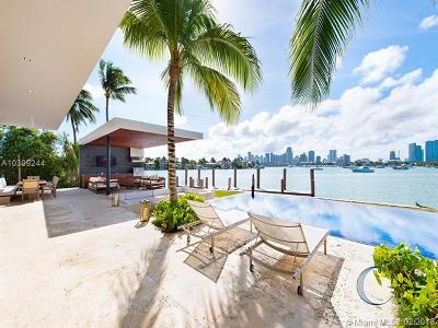 Miami Beach Single Family Home For Sale: 428 S Hibiscus Dr