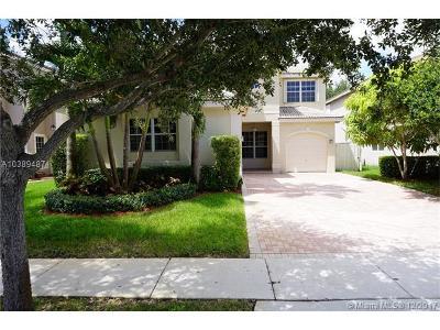 Miramar Single Family Home For Sale: 16271 SW 18 Street