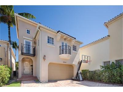 Aventura Single Family Home For Sale