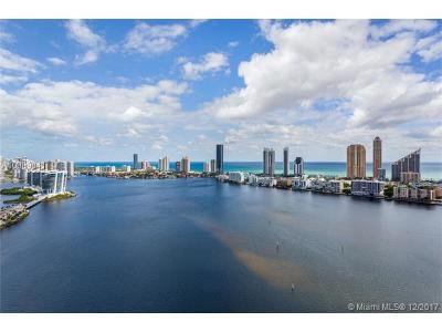 Aventura Condo For Sale: 2600 Island Blvd #PH-5