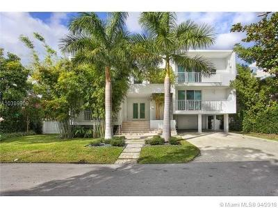 Key Biscayne Single Family Home For Sale: 755 Allendale Rd