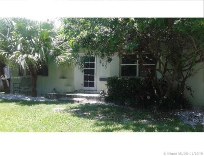 Single Family Home For Sale: 563 W 49th St