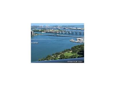 Miami Condo For Sale: 2020 N Bayshore Dr #3104