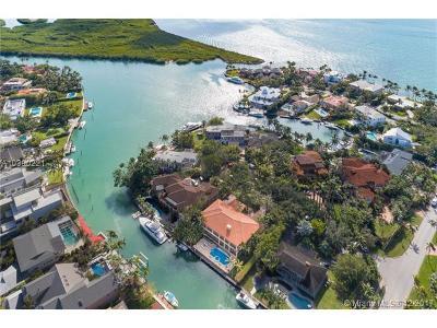 Key Biscayne Single Family Home For Sale: 471 N Mashta Dr
