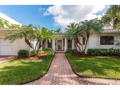 Bay Harbor Islands Single Family Home For Sale: 9921 E Broadview Dr