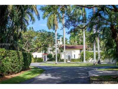 Coconut Grove Residential Lots & Land For Sale: 3910 Utopia Ct