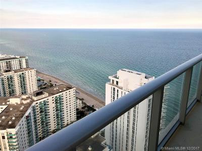 Hollywood Condo For Sale: 4111 S Ocean Dr #3310