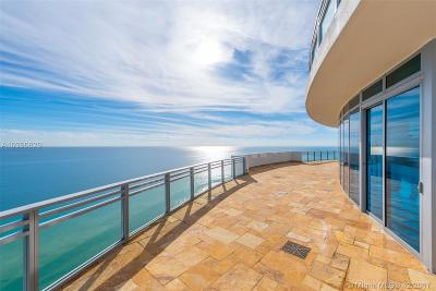 Hollywood Condo For Sale: 3535 S Ocean Dr #2402