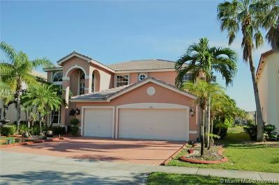 Miramar Single Family Home For Sale: 2221 SW 164th Ave