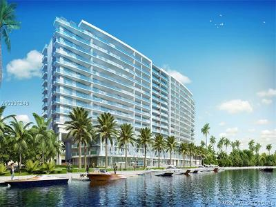 Fort Lauderdale Condo For Sale: 1180 N Federal Hwy #607