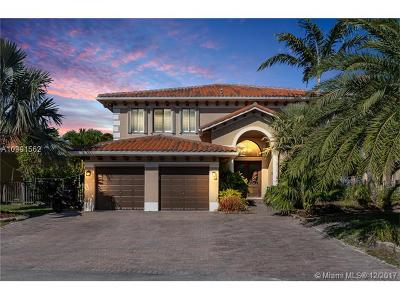 Cutler Bay Single Family Home For Sale: 7445 SW 188th Ln