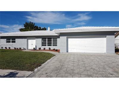 Fort Lauderdale Single Family Home For Sale: 1465 NE 53rd St