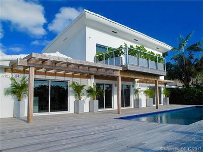 North Miami Single Family Home For Sale: 2052 NE 121st Rd