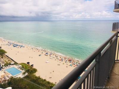 Sunny Isles Beach Condo For Sale: 17375 Collins Av #1007