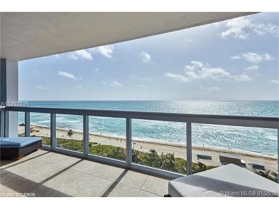 Miami Beach Condo For Sale: 6899 Collins Ave #906