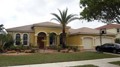 Cooper City Single Family Home For Sale: 4893 Hibbs Grove Way