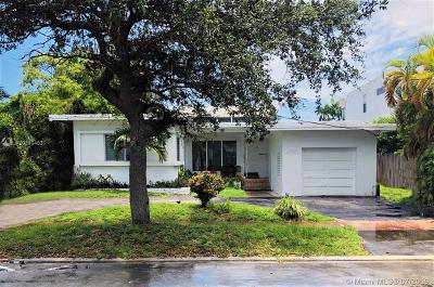Miami Beach Single Family Home For Sale: 460 S Shore Dr