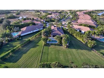 West Palm Beach Single Family Home For Sale: 6430 Sparrow Hawk Dr