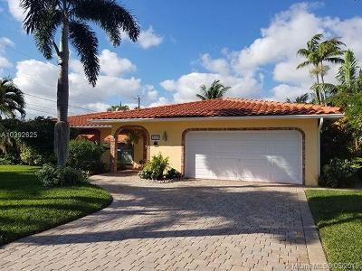 Fort Lauderdale Single Family Home For Sale: 5115 NE 17th Ter